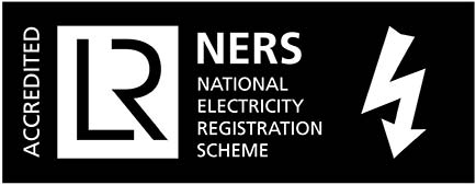 Accredited NERS National Electricity Registration Scheme
