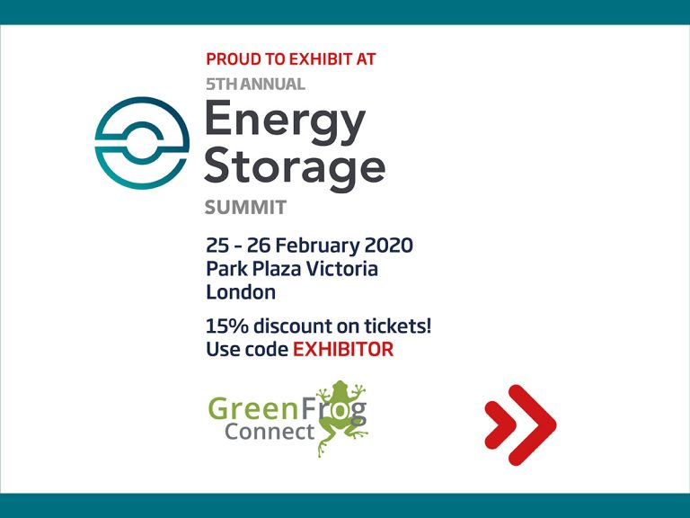 Energy Storage Summit 15% discount