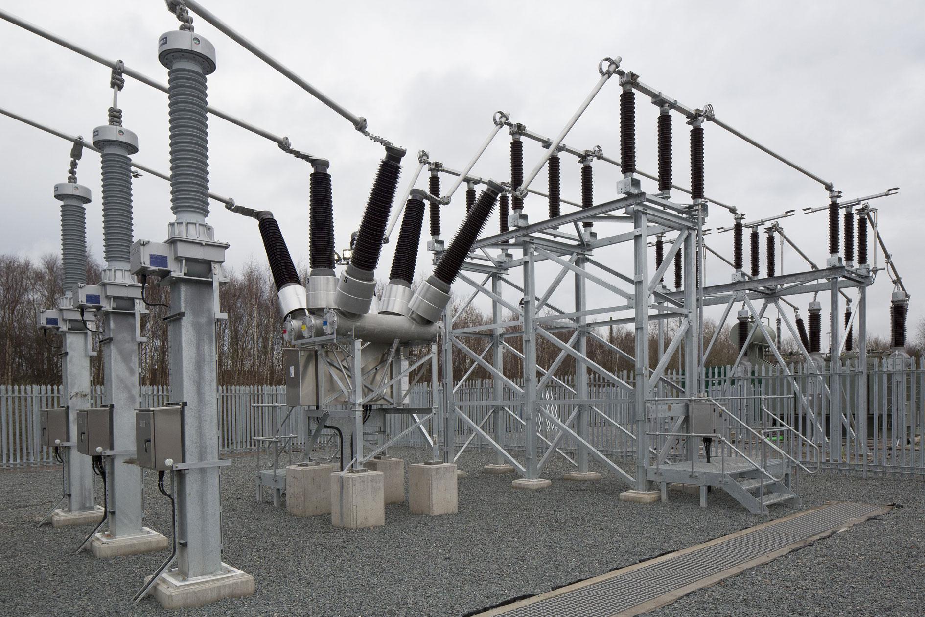 132kV connection in Birmingham