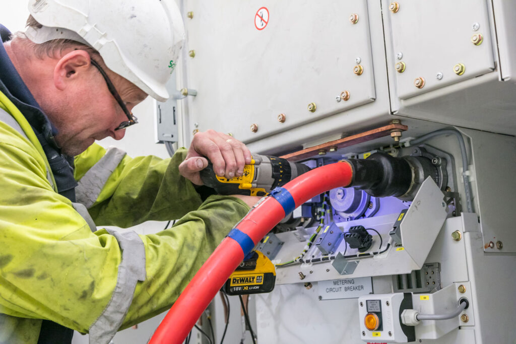 Gas-fired power generation construction