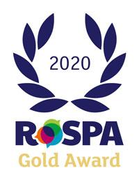 ROSPA Gold Award 2020